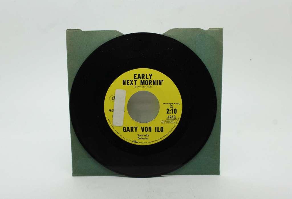 Rockabilly Early Next Mornin' vinyl